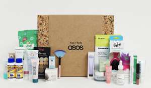 Asos Face & Beauty Advert Calendar - Now £56 + 100% Recycleable Boxes + Free Delivery @ Asos