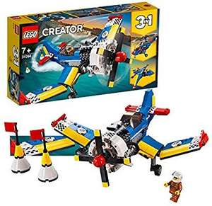Lego creator 3 in 1 plane, helicopter and jet 31094 £10 (+£4.49 Non Prime) @ Amazon