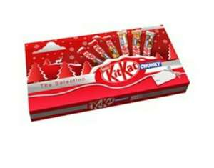 Kit Kat Selection Box 220g - £1.75 @ Tesco