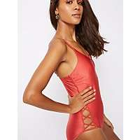Shimmering Strappy Swimsuit size 10,12 - £4 @ Asda ( Free Click & Collect )