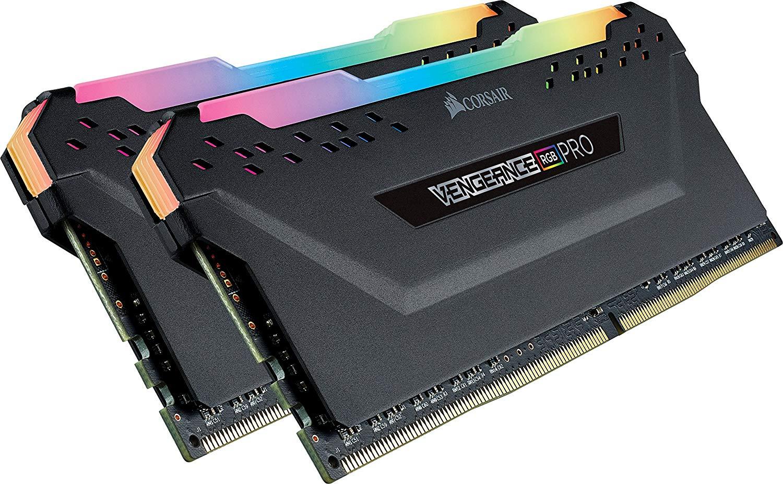 Corsair Vengeance RGB PRO 16GB (2x 8GB) 3200MHz C16 memory Kit, £82.97 at Amazon