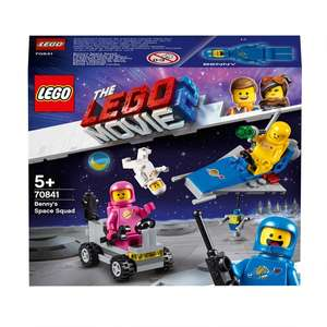 LEGO 70841 The Lego Movie 2 Benny's Space Squad @Smyths (In store only)