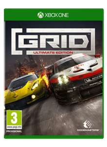 Grid Ultimate Edition PS4\Xbox One - £52.85 @ ShopTo