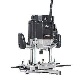 """Trend T10 1/2"""" collet router £239.99 @ Screwfix"""