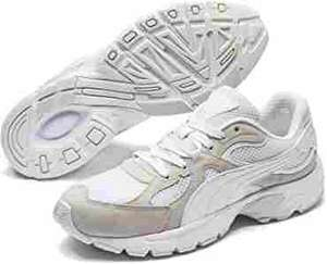 Puma Axis Plus SD Unisex Fitness Trainers White From £24.17 @ Amazon