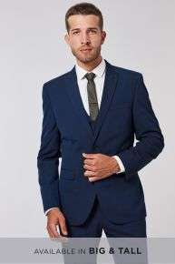 Tailored Suit jacket £15 / matching Trousers £14.50 / Waistcoat £8 @ Next