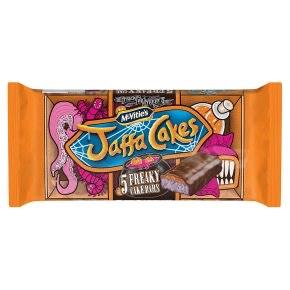 Jaffa Cakes Freaky Cake Bars 75p @ Waitrose & Partners