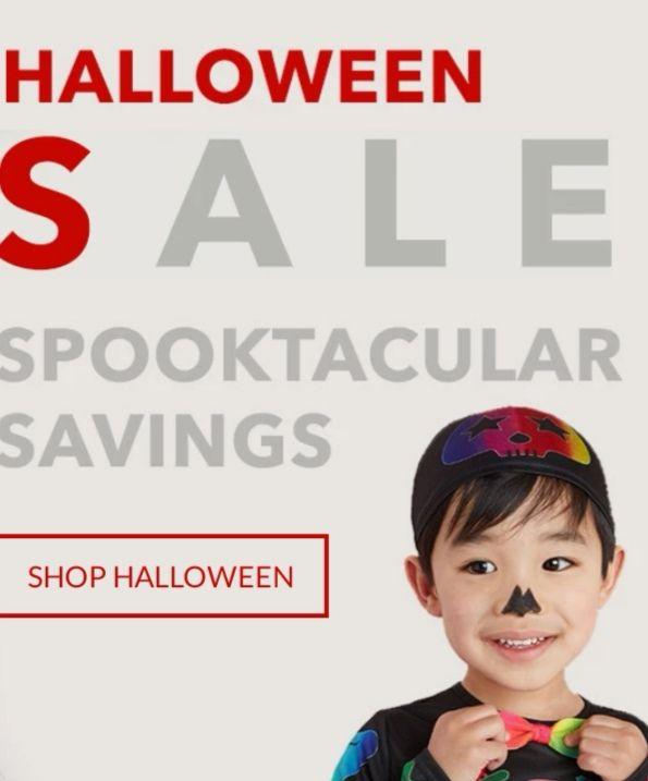 Asda Halloween Sale - Up to 50% off