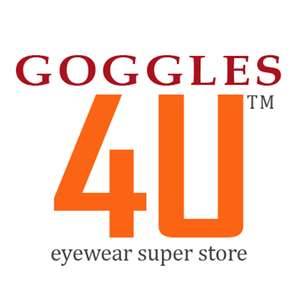 59% Off Glasses with voucher Code @ Goggles4U eyewear super store