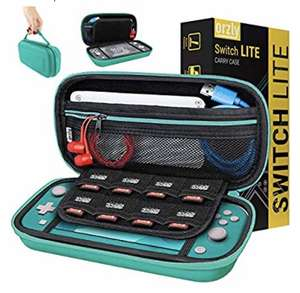 Switch Lite case - Sold by ORZLY / Fulfilled by Amazon - £8.99 Prime / £13.48 non-Prime