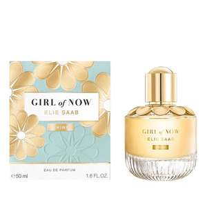 2 x Elie Saab Girl of Now Shine Eau de Parfum 50ml - £55.00 (With Code) @ Superdrug