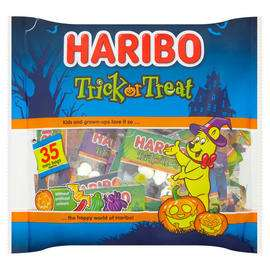 HARIBO Trick or Treat Multipack 560g - £1.50 @ Iceland