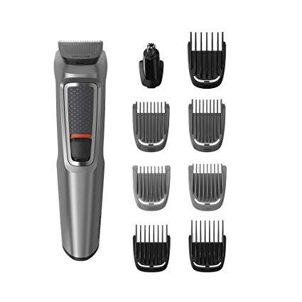Philips Series 3000 9-in-1 Multi Grooming Kit @amazon £15 prime / £19.49 (non prime)