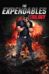 The Expendables Trilogy (1 & 2 in 4K) £12.99 @ iTunes