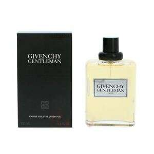 Givenchy Gentleman 100ml EDT Spray Retail Boxed Sealed £39.06 Delivered @ perfume_shop_direct eBay