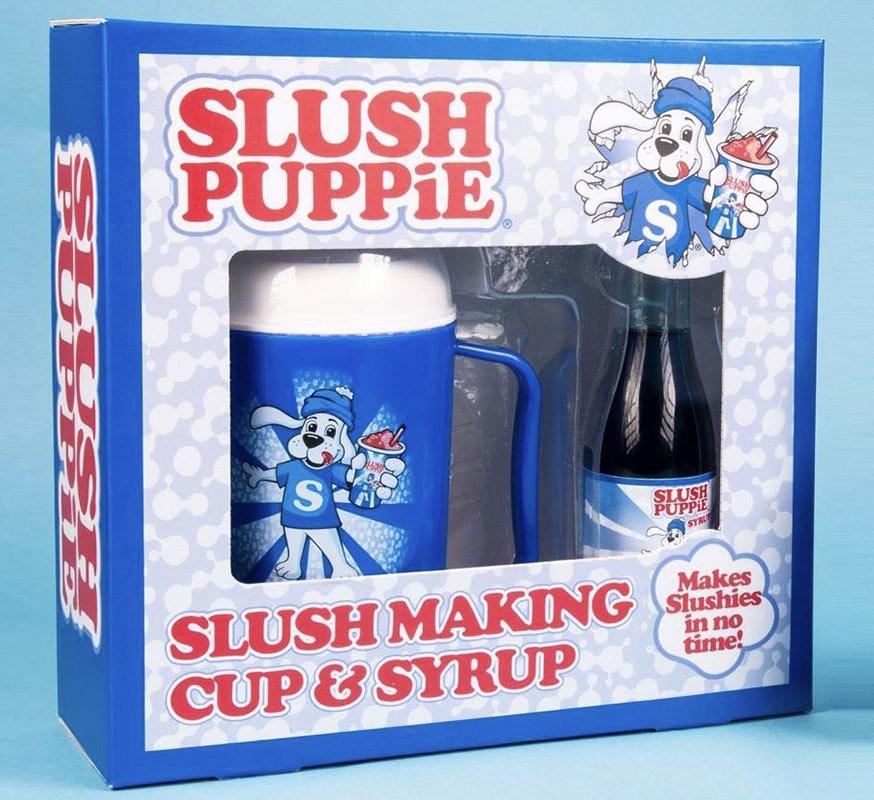 Slush Puppie Cup & Syrup Gift Set - Primark £3