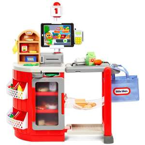 Little Tikes Shop & Learn Smart Checkout at Amazon for £113.75
