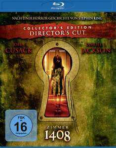 Room 1408 Directors Cut Collectors Edition (Stephen King) Horror Film £8.17 Delivered @ Amazon Germany