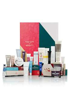M&S Beauty Advent Calendar for £40 when you spend £25 across Clothing, Beauty and Home.