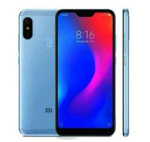 Xiaomi Mi A2 Lite 4GB/64GB Dual Sim/SIM FREE (Stock Android) Blue - £97.99 Delivered @ Eglobal Central