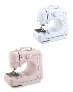Multi function sewing machine - £29.99 @ Aldi