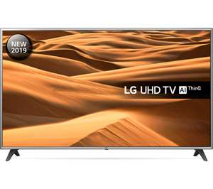 """LG 75UM7000PLA 75"""" Smart 4K Ultra HD HDR LED TV £949 with code @ Currys"""