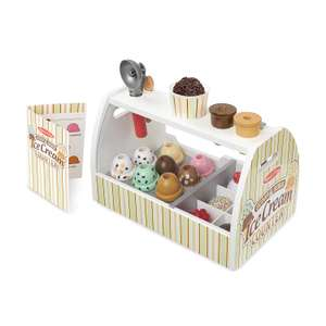 Melissa & Doug Ice Cream Counter - £30.99 @ Amazon