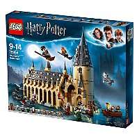 Lego Harry Potter Hogwarts Great Hall Reduced To £69.97 With Free Click & Collect Or Delivery £2.95 Asda George