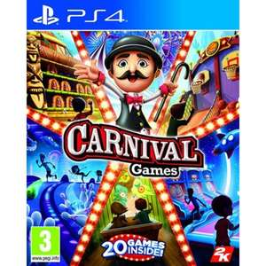 Carnival Games (PS4) @ the game collection - £10.95