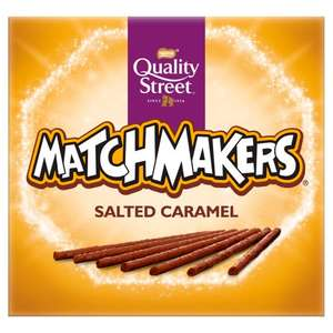 Quality Street Salted Caramel Matchmakers 69p @ Poundstretcher ( Chester )