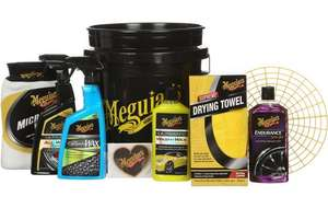 Meguiars Hybrid Ceramic Winter Kit (Worth £120) - £48.60 for Trade Members / £54 for non-Trade @ Halfords (Free Click & Collect)