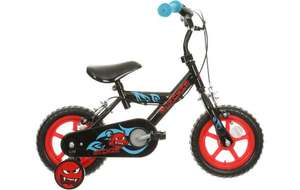 "Urchin Kids Bike - 12"" Wheel or Apollo Marvin the Monkey Kids Bike - 12"" Wheel for £36 @ Halfords (Free click+collect)"
