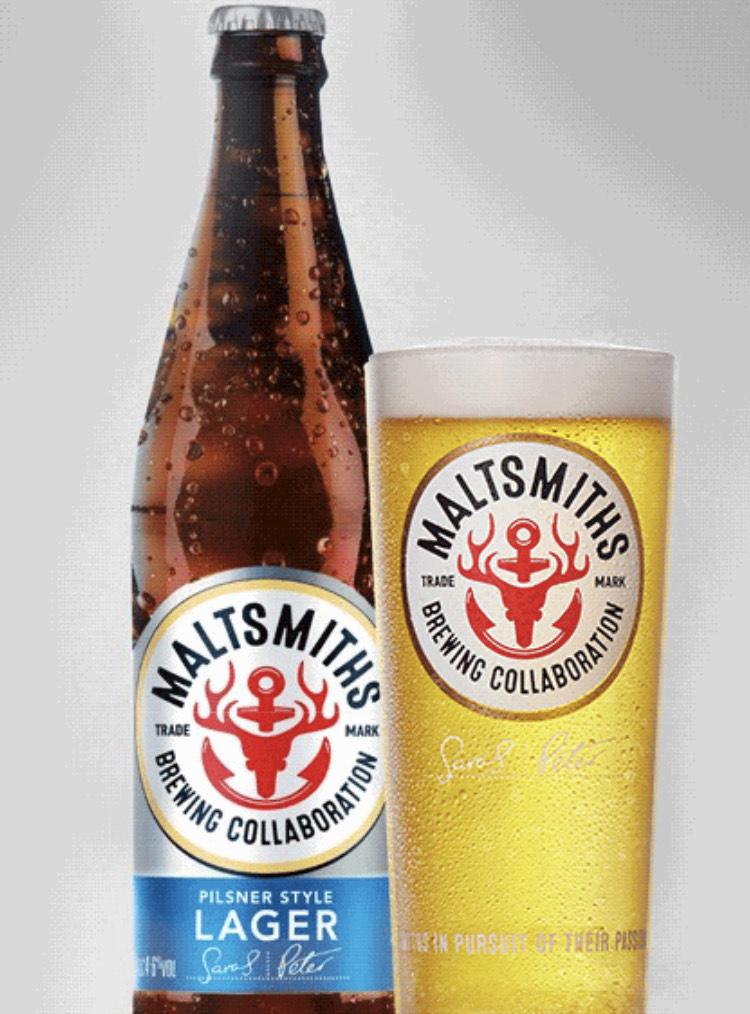 Free Pint of Maltsmiths from a Maltsmiths Pub via Checkout