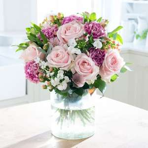 £8 off Bouquets over £30 £6 off All Bouquets with voucher code @ Blossoming Gifts