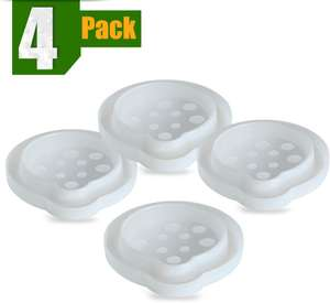 ASPECTEK Bed Bug Trap and Interceptor, Pack of 4 £9.90 (Prime) £14.39 (Non Prime) @ Sold by Deals_Republic and Fulfilled by Amazon.
