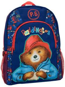 Paddington Bear Backpack - £3 + £3.95 Delivery @ Character