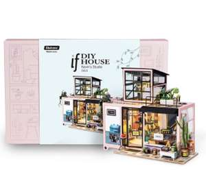 Robotime Doll House Furniture Accessories Miniature Building £13.80 Sold by Robotime and Fulfilled by Amazon Prime / £18.29 Non Prime