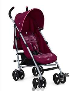 Joie Nitro compact stroller. £45 click collect use code @ Mothercare