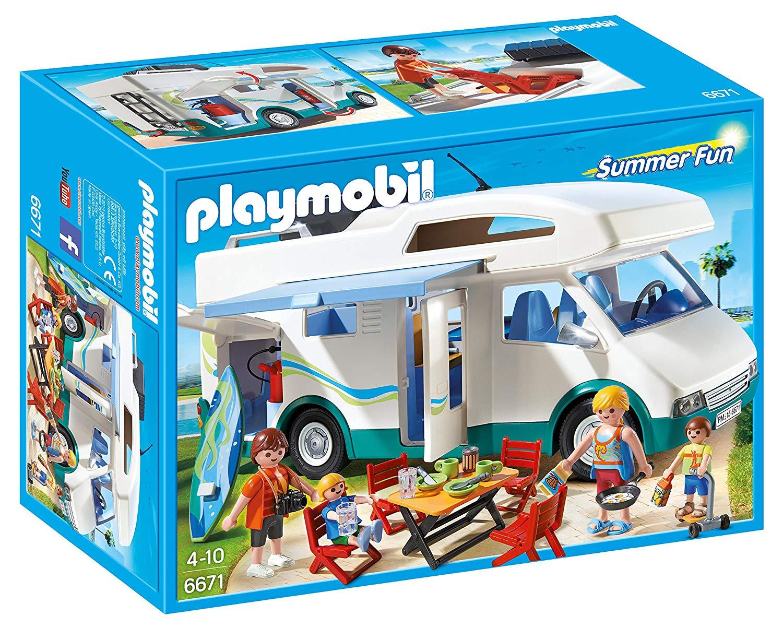 Playmobil 6671 Summer Fun Summer Camper £25.89 @ Amazon