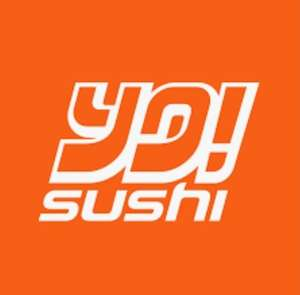 25% off when you dine with a mate on every Monday in November @ Yo Sushi