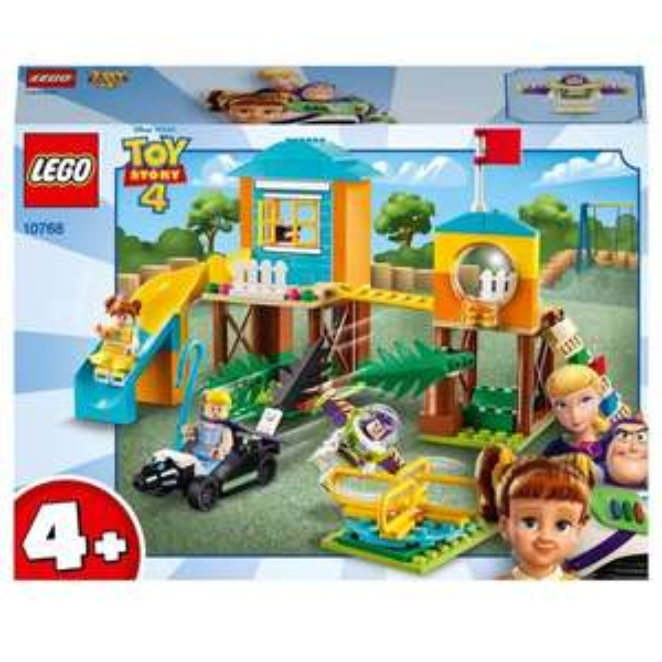 Lego Disney Pixar Toy Story 4 Buzz & Bo Peep's Playground Adventure 10768 £13.33 @ Sainsbuy's