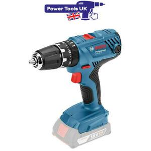 Bosch GSB18V-21N 18v Combi Drill Driver (Body Only) - £64 @ powertoolsuk ebay