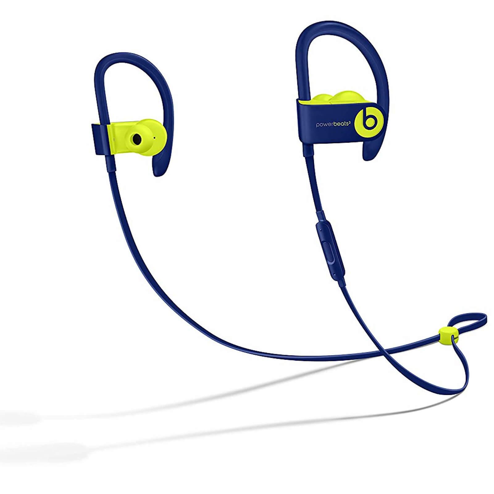 BEATS BY DR. DRE POWERBEATS 3 WIRELESS IN-EAR HEADPHONES POP COLLECTION - INDIGO - £74.99 @ IWOOT