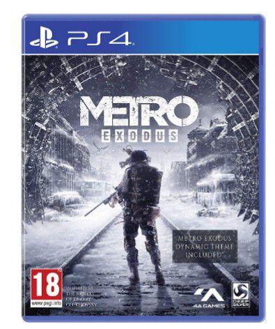Metro Exodus (PS4 / Xbox One) - £17 in store at Asda