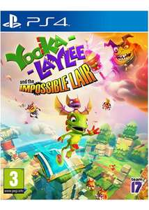Yooka-Laylee and the Impossible Lair (PS4) for £17.85 Delivered @ Base