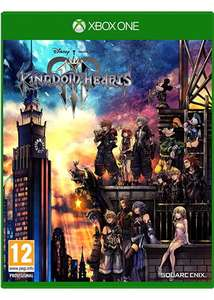 Kingdom Hearts 3 (Xbox One) for £14.85 Delivered @ Base