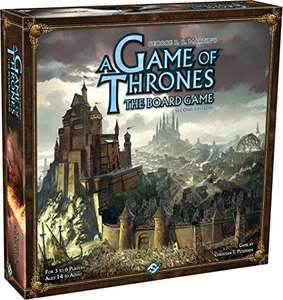 A Game of Thrones the Board Game (2nd Edition) by Fantasy Flight Games - £35 @ Amazon