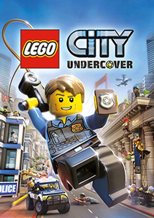 Lego City Undercover PC £3.79 @ CDKeys