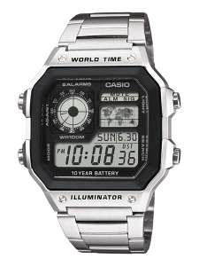 Casio Collection Men's Watch AE-1200WH - £19.99 (Prime) £24.48 (Non Prime) @ Amazon