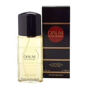 YSL Opium Pour Homme EDT 100ml £34.99 & £1.99 C&C at TK Maxx